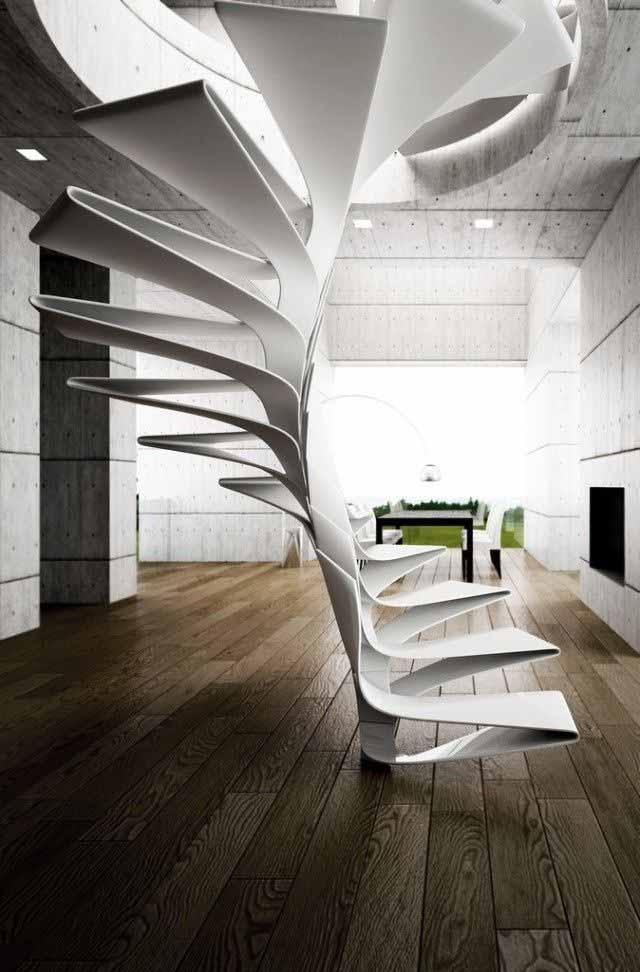Вито метално стълбище