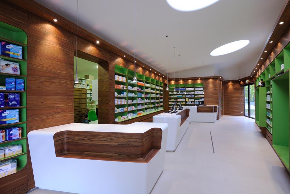 Дизайн на аптека