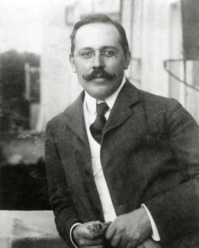 Йозеф Хофман основател на Виенски Сецесион