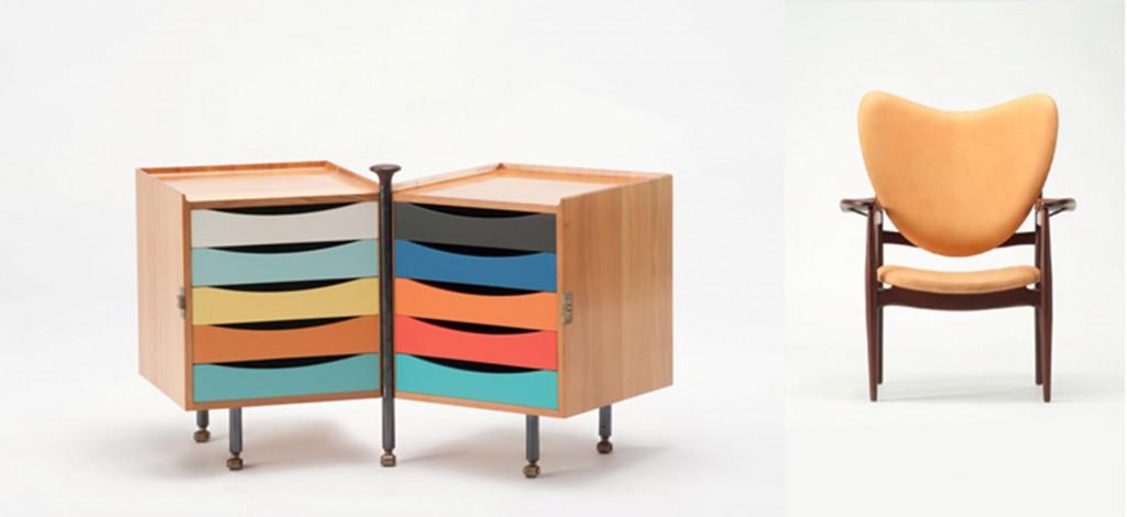 Дизайн на шкаф Фин Юл