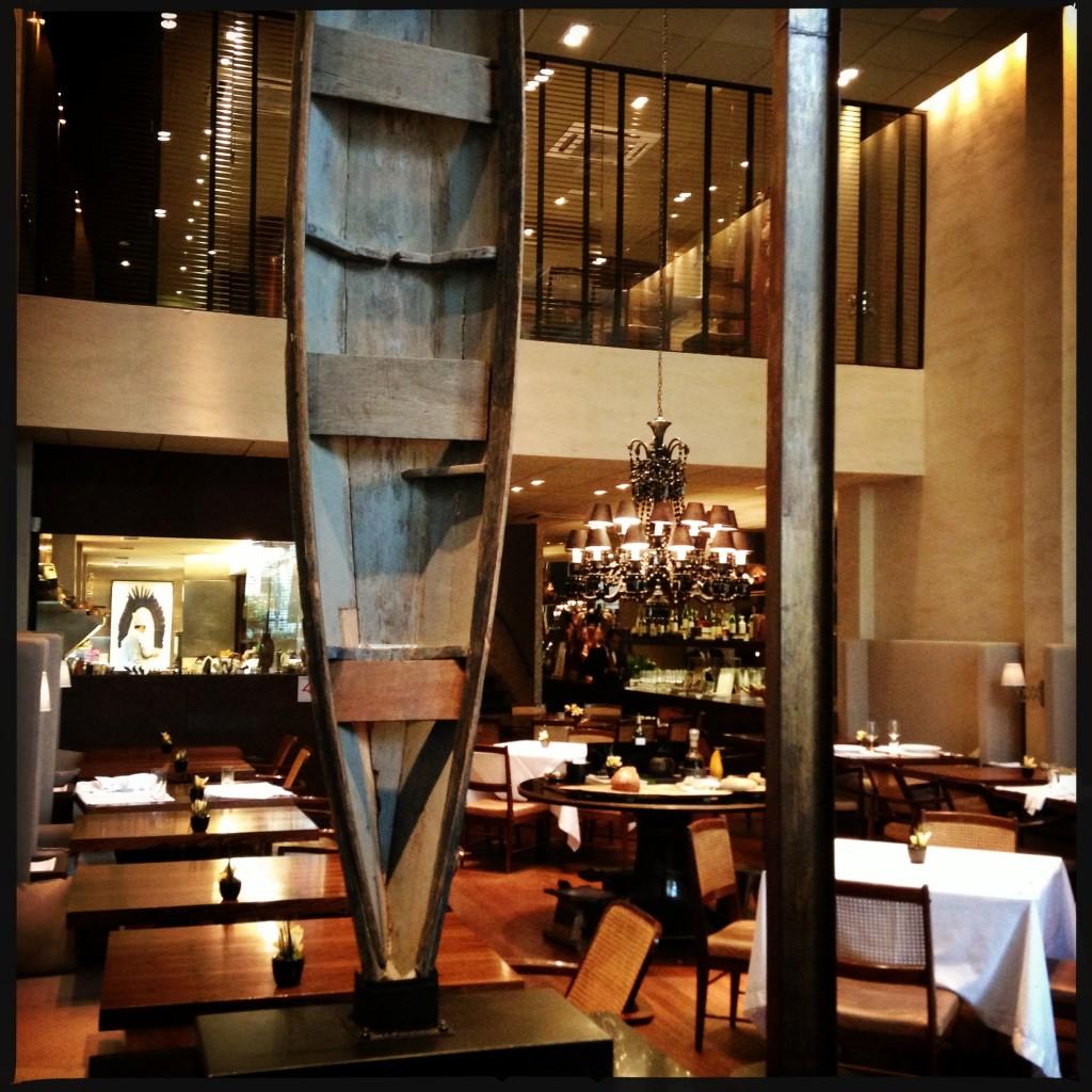 Интериорен дизай на ресторант