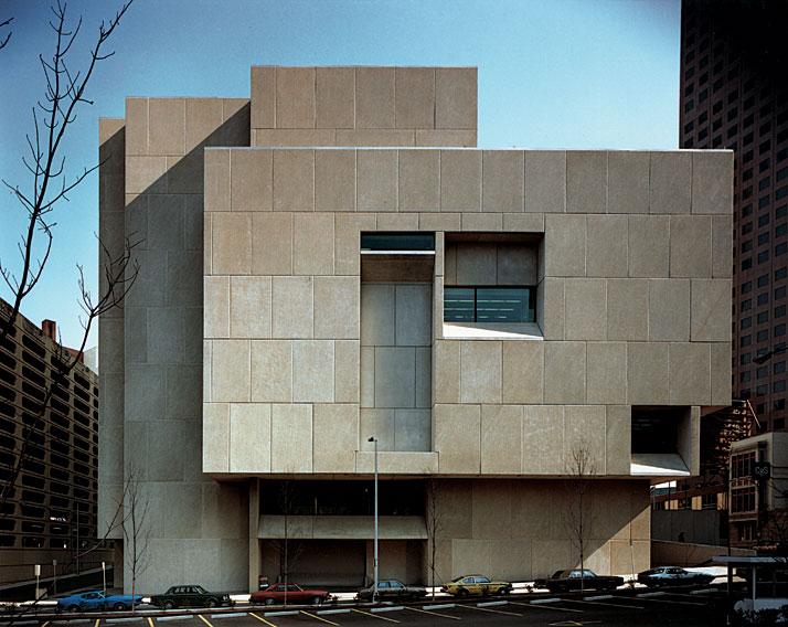 Архитектура на библиотека Марсел