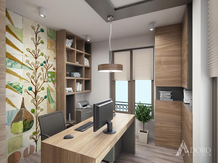 Интериорн дизайн на офис