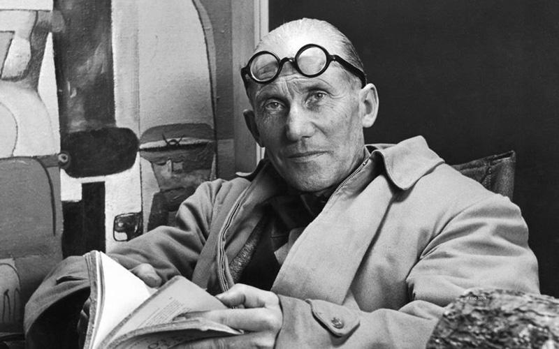 Le Corbusier Архитект Дизайнер на мебели