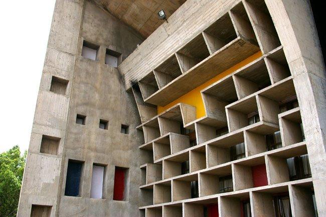 Le Corbusier Архитектура