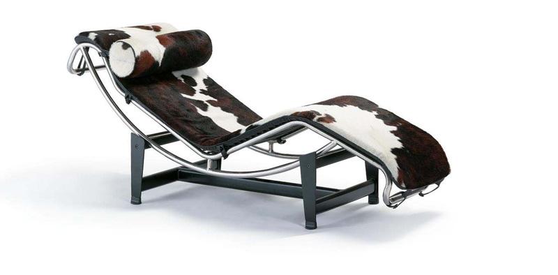 Le Corbusier Дизайн на мебели