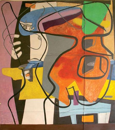 Le Corbusier Картина