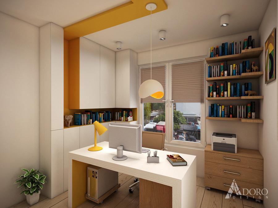 Интериорен дизайн Варна Офис