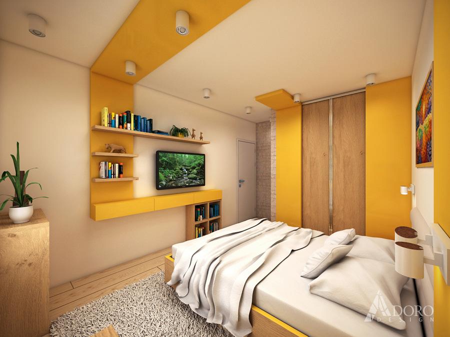 Интериорен дизайн Варна Спалня