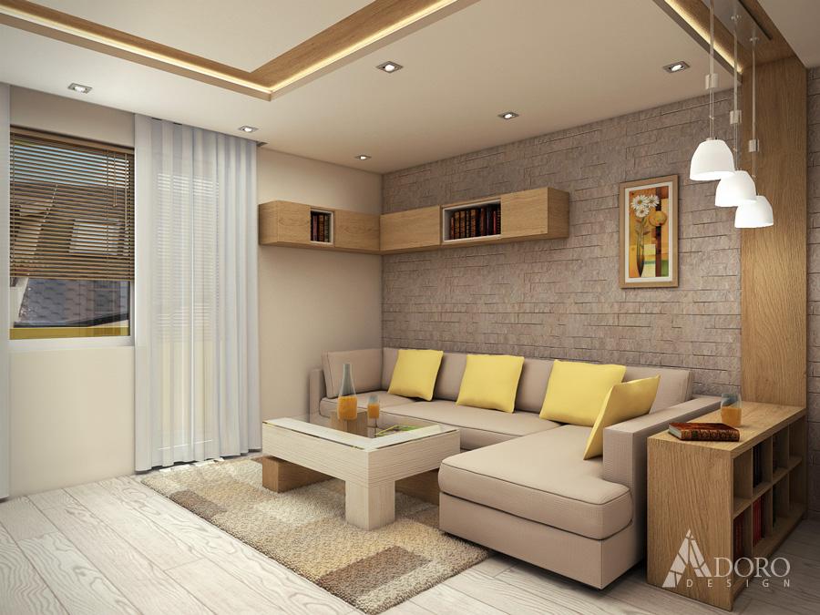 Интериор на апартамент Бургас