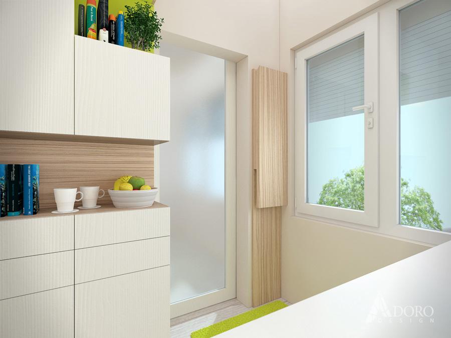 Интериорен дизайн на кухня Варна