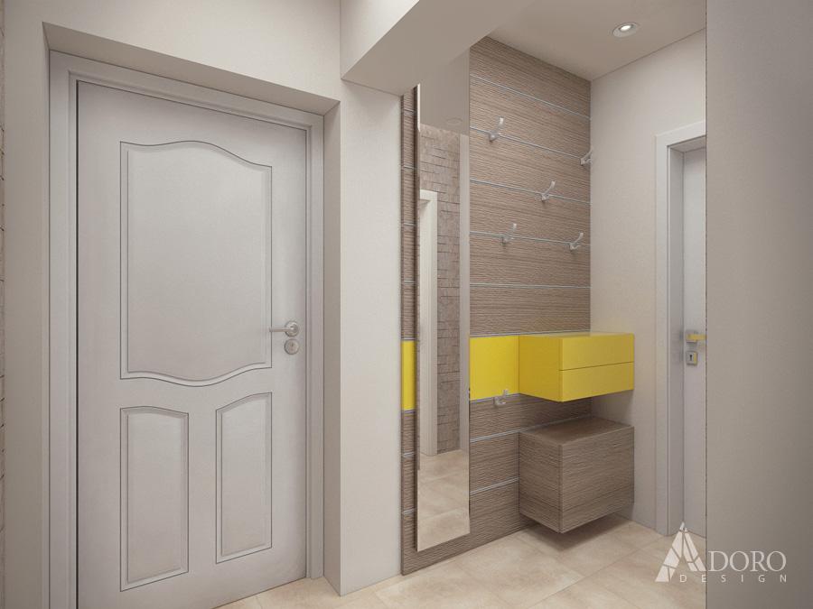 Интериорен дизайн Варна Гостна