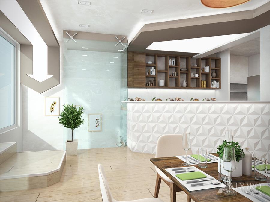 Интериорен дизайн на ресторант 59