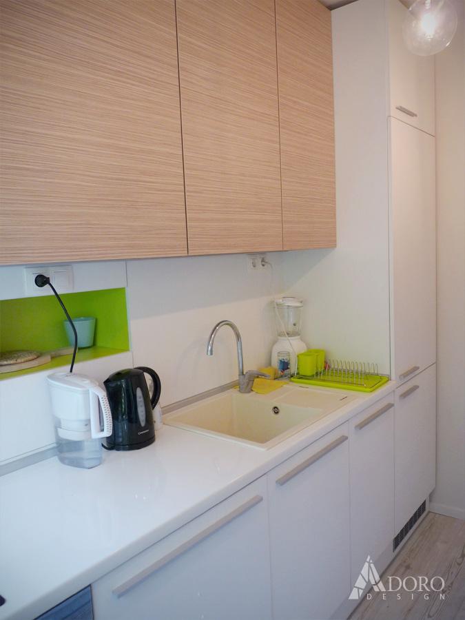 Реализация на интериорен дизайн на кухня