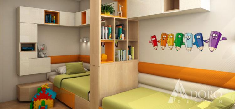 Детска стая за две деца Варна