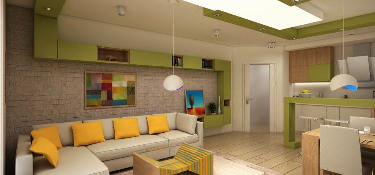 Интериор на апартамент Варна