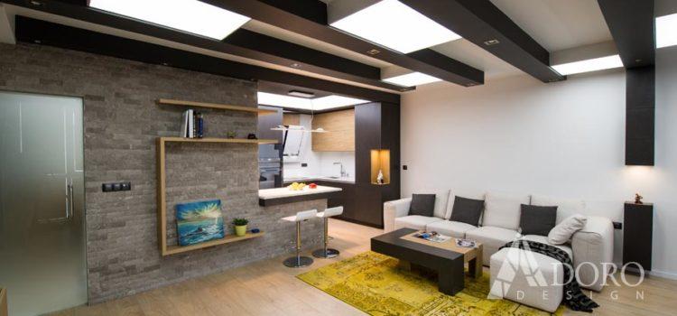 Реализация на жилищен интериор гр. Варна
