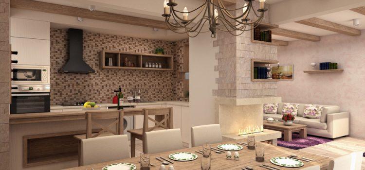 Интериорен дизайн на апартамент Бургас
