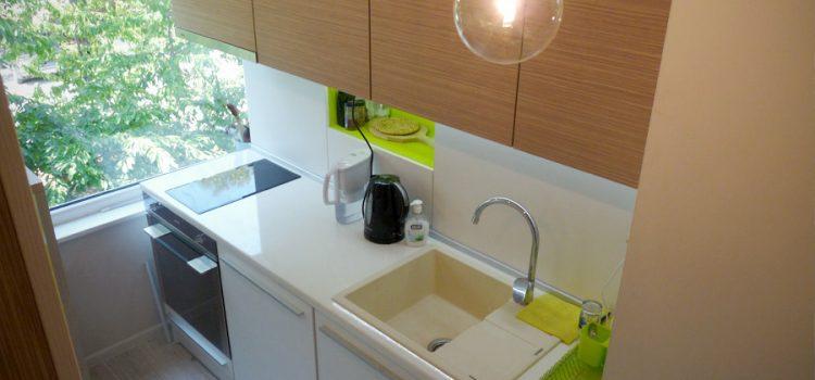Реализация на интериорен дизайн на кухня град Варна